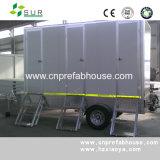 الصين [سوبّير] فولاذ بناء مقطورة هاتف جوّال مرحاض