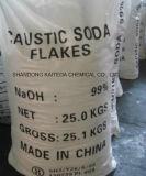 Idrossido di sodio solido della soda caustica 99%Min
