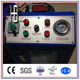 Шланга силы P20 Finn Classcial плашек ISO Ce машина свободно гофрируя