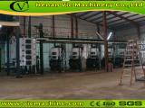 Máquinas de extração de óleo de sementes de girassol