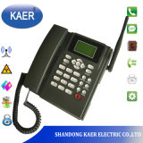 SIM Card (KT1000-130C)를 가진 GSM Desktop Phone