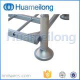 Stapelnde bewegliche Metallladeplatten-Hochleistungszahnstange