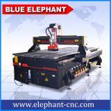 Ele-1332 Forma de la máquina fresadora CNC máquinas de corte de madera con alta precisión