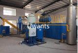 Planta industrial de cocina de residuos de pollo para procesos en polvo