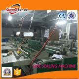 機械を作る側面のシーリング袋