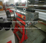 Plastikfertigung PVC-Artikel-Marmor-Vorstand-Extruder-Maschine