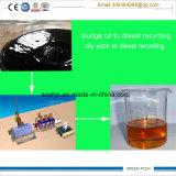 petróleo pesado da lama 12ton para iluminar a máquina Diesel da refinação do petróleo