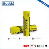 Batería de litio del grupo 18650 del compinche para la batería de la Mod Vape del rectángulo