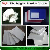 Tarjeta blanca de la espuma del PVC para la construcción