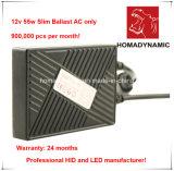 12V 55W HID Xenon Slim Ballast