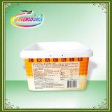 Aangepast in het Etiket van de Vorm/Etiketten Iml voor de Container van het Koekje