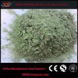 Polvo refractario del carburo de silicio del verde de la composición del uso