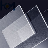 3.2mm Laminated Clear Flat Safety Solar Panel Glass pour Solar Cell Module