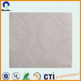 Película decorativa del PVC de la película del PVC para los azulejos del techo del yeso