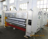 Impresora acanalada de alta velocidad del rectángulo de papel de Flexo