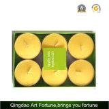 De Lichte Kaars van de Thee van de citronellaolie voor het OpenluchtDecor van de Tuin