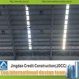 Altos talleres del acero del panel de emparedado de la subida