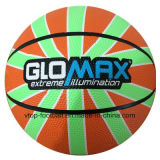 Talla de oficina material de goma del baloncesto de Glomax