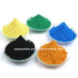 Eisen-Oxid-Pigment-Blau für Ziegelstein-Beschichtungen