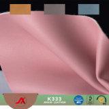 Materiais de couro sintéticos artificiais excelentes do PVC para a bolsa das mulheres