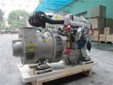 Stamfordは海洋のディーゼル発電機に動力を与えた