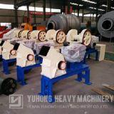 Ce de piedra de la trituradora de quijada del motor móvil de Yuhong pequeño y ISO aprobados