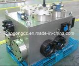 Bloque forjado F60 de F91 F92 F51 F53 para la pieza de maquinaria