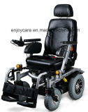 Кресло-коляска силы рамки Al с новой системой Shork конструкции