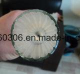 3.3 Perfil tubo de vidro
