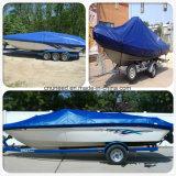 最もよい品質防水PVC防水シートのボートカバー