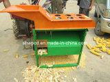 기계 옥수수 Husker와 탈곡기 옥수수 껍질을 벗김 기계 (JX-500)를 벗겨 옥수수