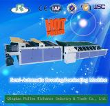 Folheado do cartão & máquina ondulados semiautomáticos da coberta & da estratificação