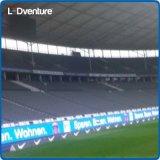 옥외 풀 컬러 스포츠 경기장 LED 영상 벽