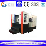 Machine horizontale de commande numérique par ordinateur de la commande numérique par ordinateur H63 pour le traitement en métal