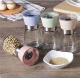 moedor do moinho de pimenta 100ml/vidro de mão