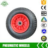 Hete Verkoop 6.50-8 het Rubber Pneumatische Wiel van het Wiel voor Kruiwagens en Aanhangwagens