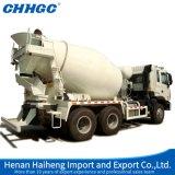 Camion della betoniera del cemento di serie della macchina della costruzione