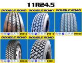 Nordamerika-populäre 24.5/22.5 LKW-Reifen für Verkauf mit PUNKT Bescheinigung (11r22.5 11r24.5 295)