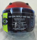 "Capacete aberto popular da motocicleta/""trotinette"" da face para a senhora (OP210)"