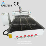 1300 * 2500mm CNC Router con Rotary cylinderical dispositivo