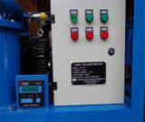 De basis Installatie van de Zuiveringsinstallatie van de Behandeling van de Olie voor de Olie van de Transformator/de Olie van de Turbine/Smeerolie