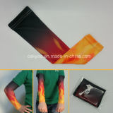 Deportes al aire libre personalizados que funcionan con la funda Anti-ULTRAVIOLETA de la mano de brazo