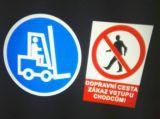 LEDの交通標識のGobo