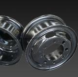 Orlo 16-3 16-4.5 16-5.50 16-6.50 rotelle d'acciaio del tubo per TBR