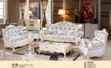Sofà reale, sofà del tessuto, sofà del salone (B008)