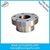 CNC 기계로 가공 부속, 기계로 가공된 양극 처리된 알루미늄 부속을 맷돌로 가는 CNC