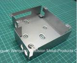 Fabrication de dépliement personnalisée de tôle d'acier inoxydable de précision de modèle