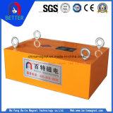 Séparateur magnétique permanent de fer de Rcyb NdFeB pour le convoyeur à bande