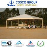 [كسك] خيمة مثمّن ألومنيوم بنية حزب خيمة