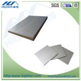 Placa Asbesto-Livre resistente do cimento da fibra dos insetos